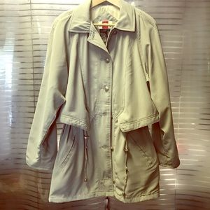 Vintage Raincoat by Best United Garment Company